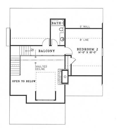 NDG423-Upper Floor