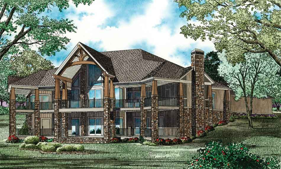 NDG1213-Rear Rendering