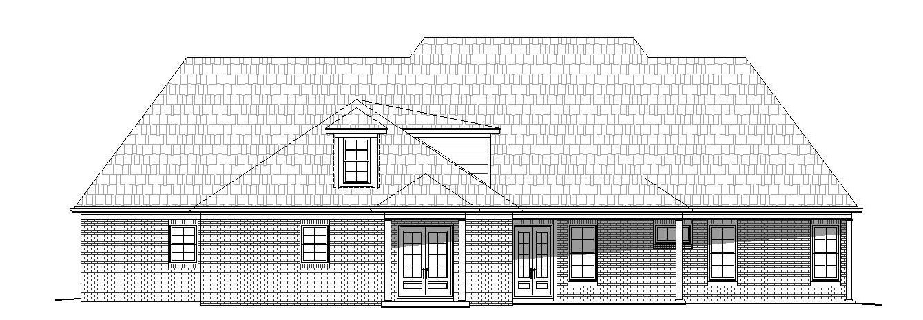 3748-1746-1739-F-Rear Elevation