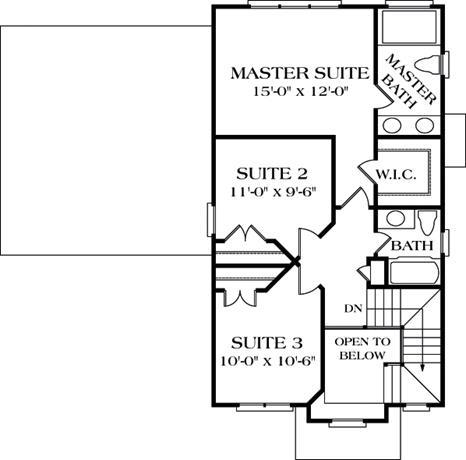 Home Floor Plan as well Plan 1 in addition 6970 furthermore Bungalow Floor Plans moreover ALP 06G0. on 5 car garage with bathroom plans