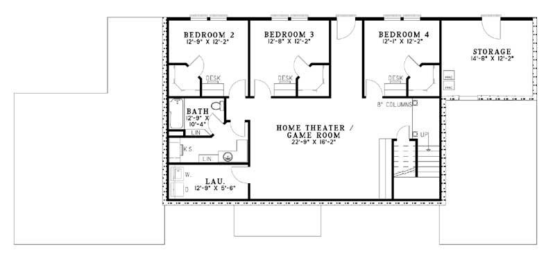 NDG695-Upper Floor
