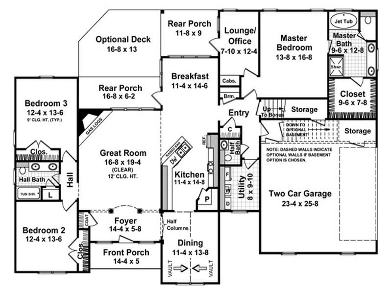 HPP-22967 main floor